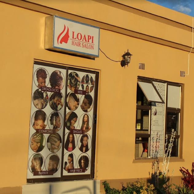 Loapi Hair Salon - Service Description∙ Manicure, Hair Dressing, BarbershopOpening Hours:Monday - Friday: 08:30-18:00Saturday: 09:00-18:00Sunday: -Directions:Loapi complex/behind ChoppiesModimo WardContact: Gamme Tumisang📞 (+267) 72 15 26 70✎ @