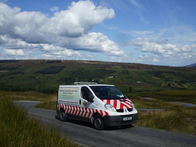 Derrysallagh Route Survey