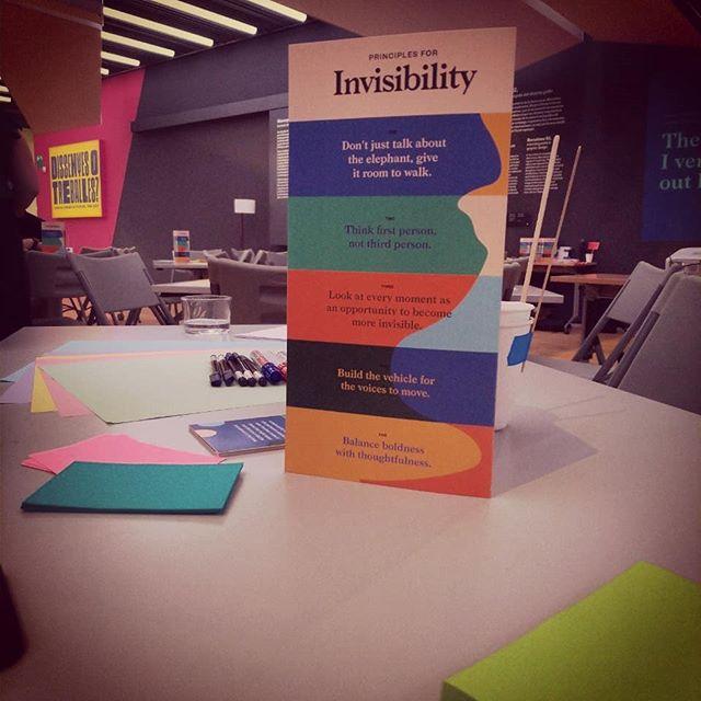 IDEO's workshop time 🎉  #weareforeteller #Foreteller #servicedesign #workshop #IDEO #sddbcn #barcelona #conferences