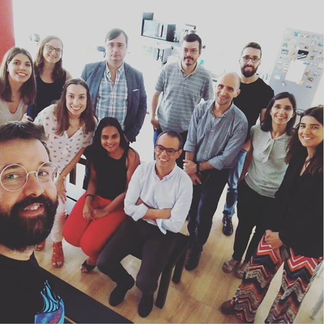 """What a great time! Thank you @growininsights for having us in the GrowinX session on """"The Value of Design"""". We were glad to share our experience solving business problems through service design."""