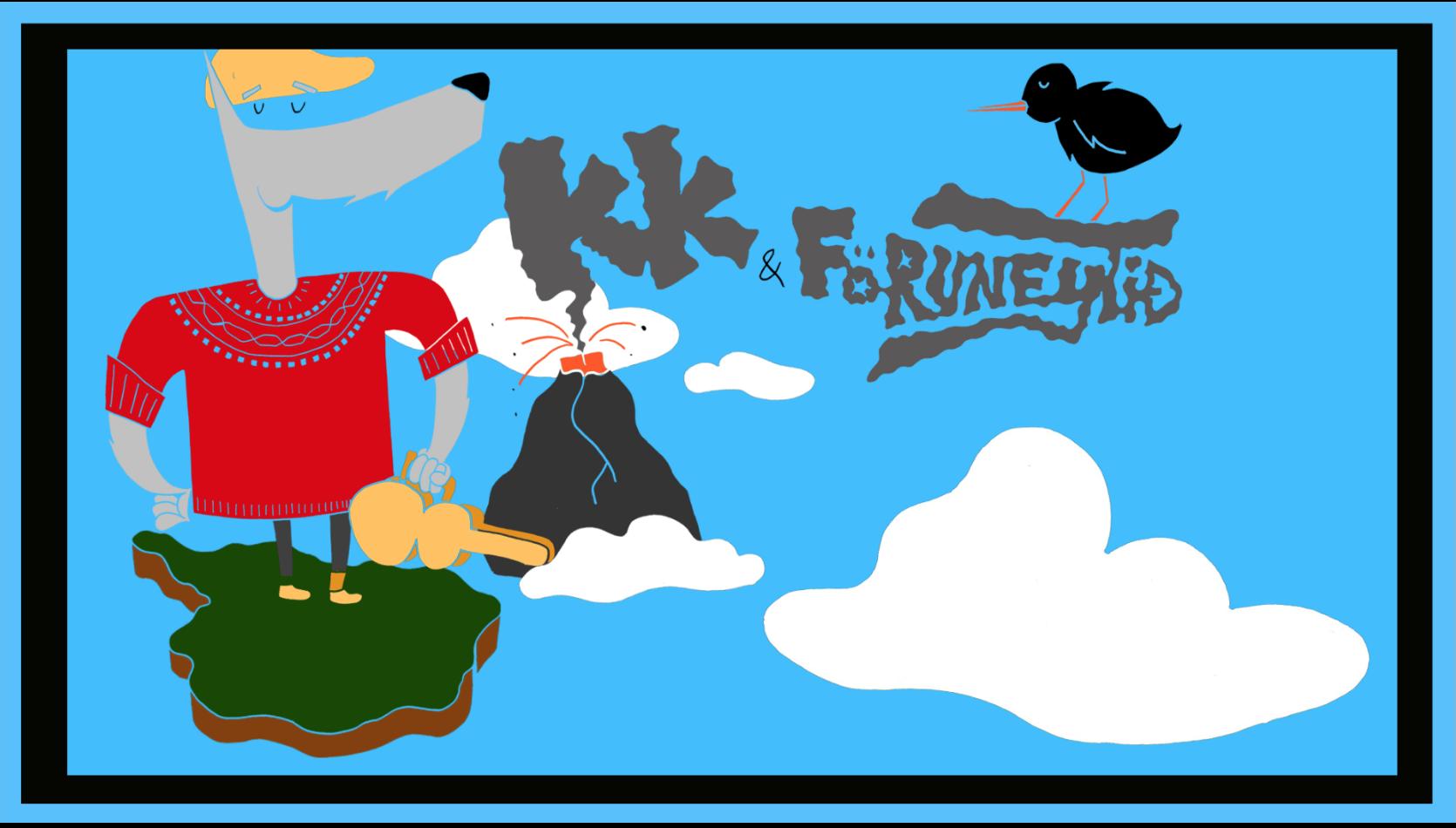 KK & Föruneytið - 29. marsKristján Kristjánsson eða KK eins og flestir þekkja hann er einn af tónlistarmönnum landsins. Hann hefur samið og leikið lög inn hljómplötur í áraraðir, samið tónlist fyrir leikrit, bíómyndir og sjónvarpsþætti auk þess sem hann hefur leikið eitt og eitt hlutverk sjálfur.Lengi hefur hann þráð að flytja úrval af lögum sínum sem krefjast hljómsveitar en fram að þessu hefur hann oftast verið einn á ferð með gítar og munnhörpu að vopni. Nú ætlar KK að láta þennan draum sinn rætast og hefur safnað saman góðum mönnum í föruneyti sem mun ferðast með honum vítt og breitt um landið nú um leið og blessuð sólin hækkar á lofti.Förunautar KK á vortúrnum eru:Eyþór Gunnarsson…………. hljómborð, raddirGuðmundur Pétursso…….. ýmsir gítarar, raddirSölvi Kristjánsson…….…… bassi, raddirKristinn Agnarsson……….. trommur, raddirTónleikaröðin hefst í Bæjarbíó í Hafnarfirði Laugardaginn 23. mars. Annar viðkomustaður KK & föruneytis er svo Föstudaginn 29. mars í Alþýðuhúsinu Vestmannaeyjum.