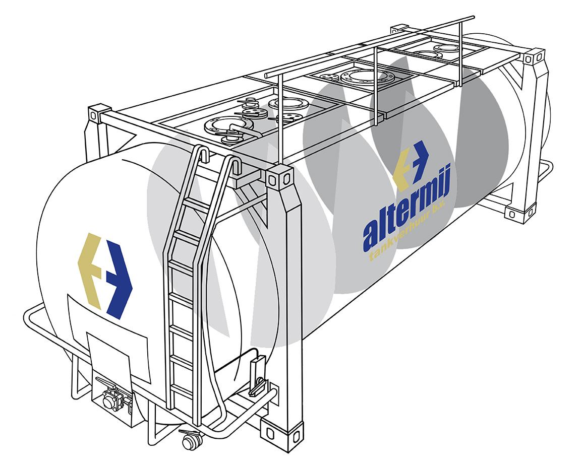 Swap body - • 30.000 – 35.000 liter capaciteit• Met en zonder baffles• Ideaal voor intermodaal transport