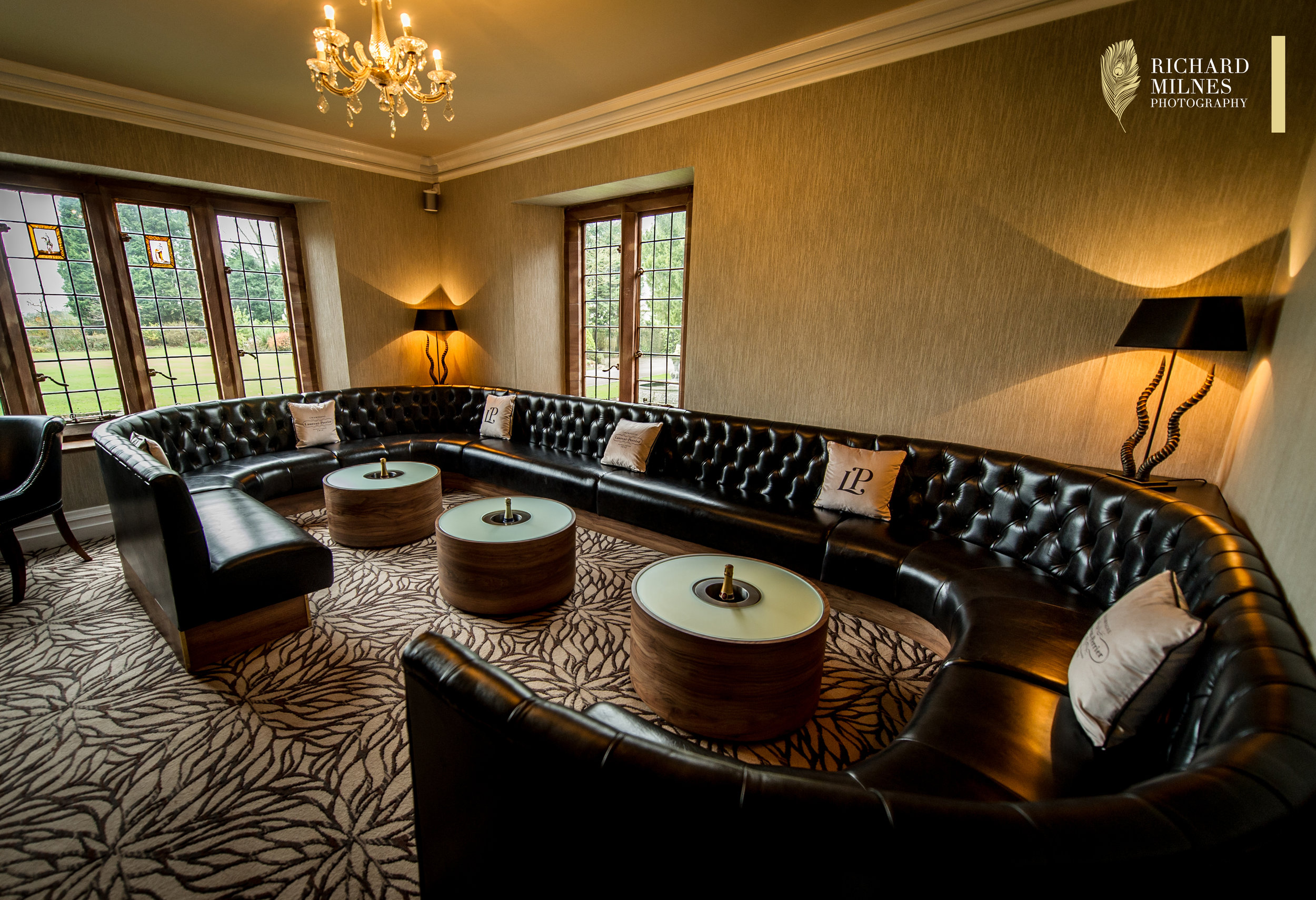 The Champagne Lounge