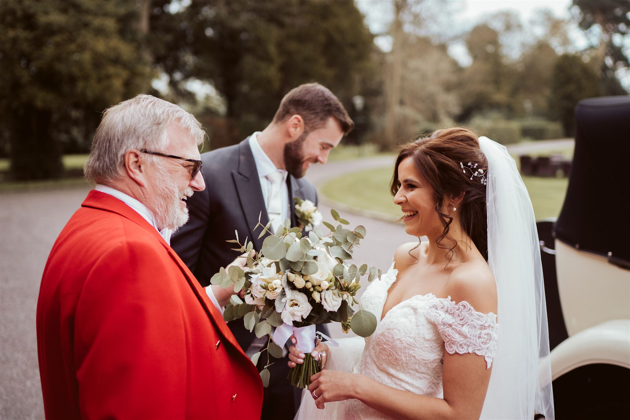 just married at wrenbury hall.jpg