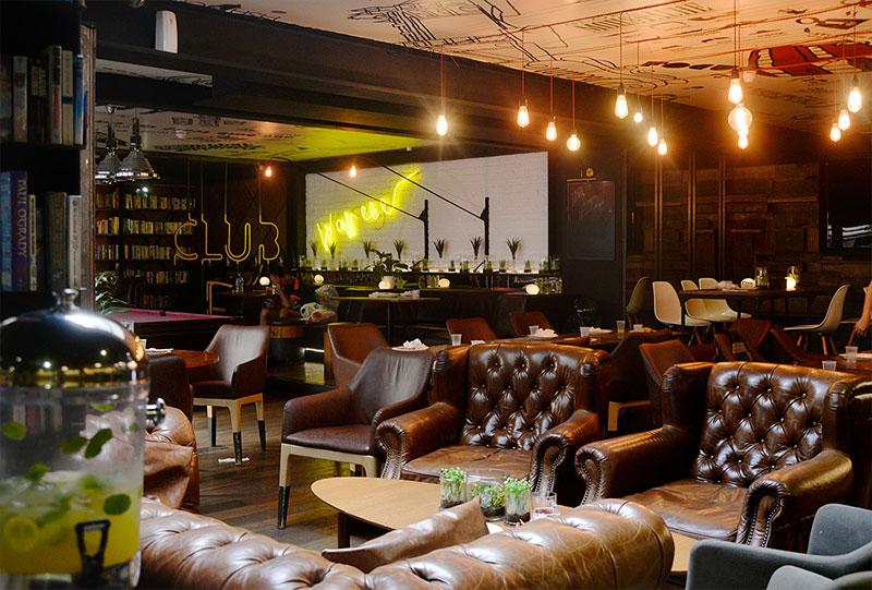The Stay Club - £345 – £390 per week