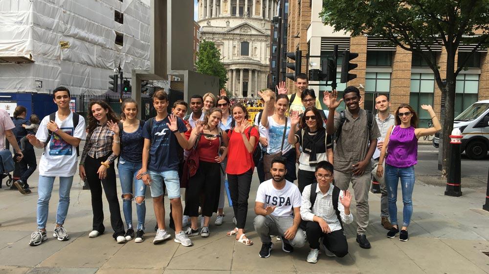 Victoria school of english summer 2019 social programme