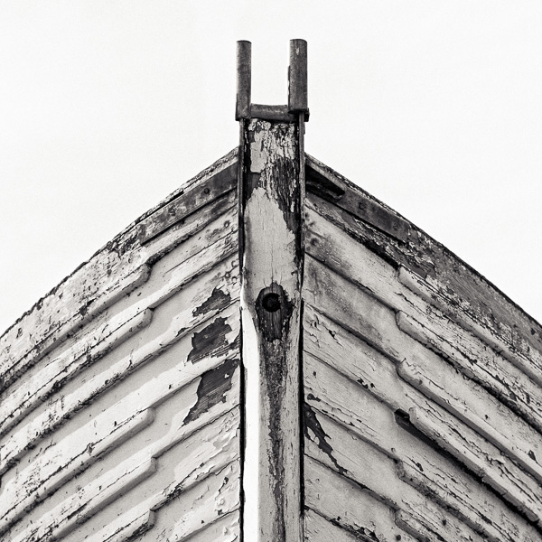 FB_02 Beached Fishing Boat II. Limited edition photographic print by Paul Coghlin