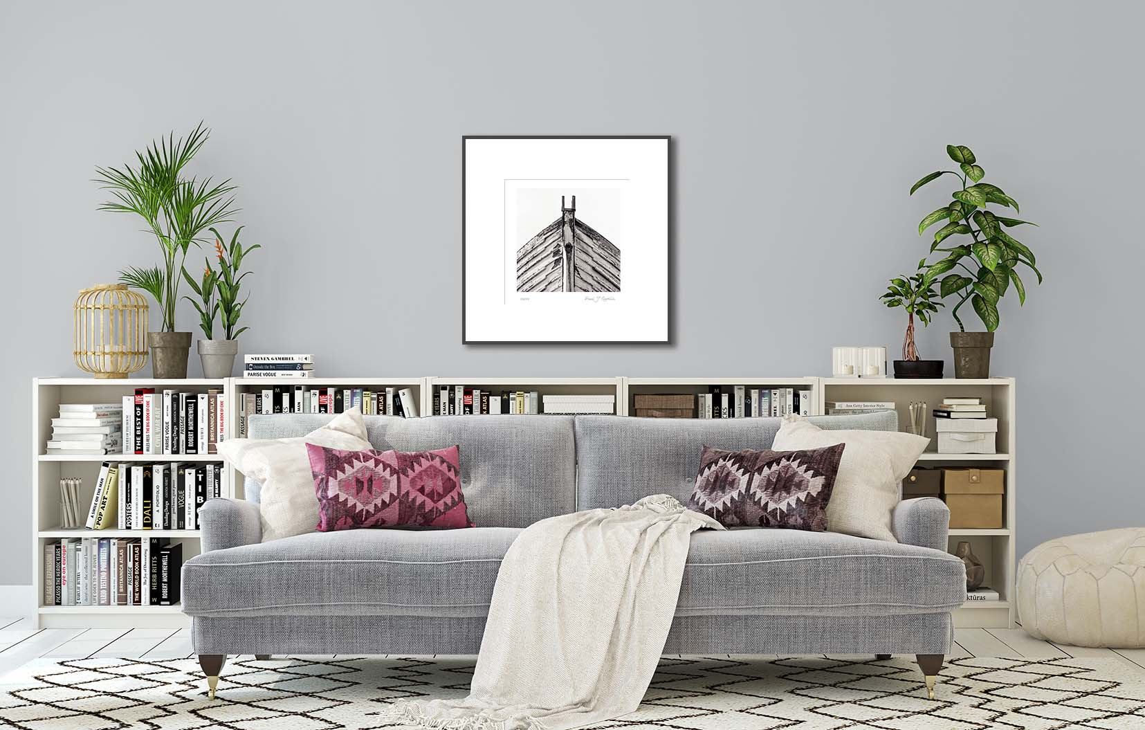 Limited edition seascapes and boat prints by fine art photographer Paul Coghlin.
