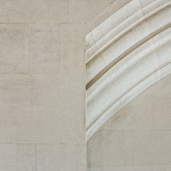 Stonecraft IV. Abstract photographs of cathedral stoneworks by fine art photographer Paul Coghlin. Limited edition photographic prints.
