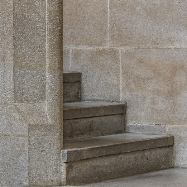 Stonecraft VI. Abstract photographs of cathedral stoneworks by fine art photographer Paul Coghlin. Limited edition photographic prints.