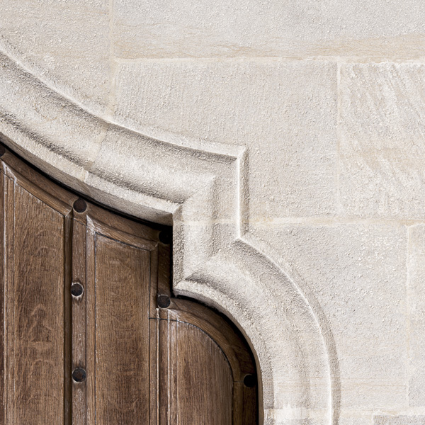 Stonecraft IX. Fine art prints showing abstracts of cathedral stoneworks by fine art photographer Paul Coghlin FBIPP. Limited edition photographic prints.