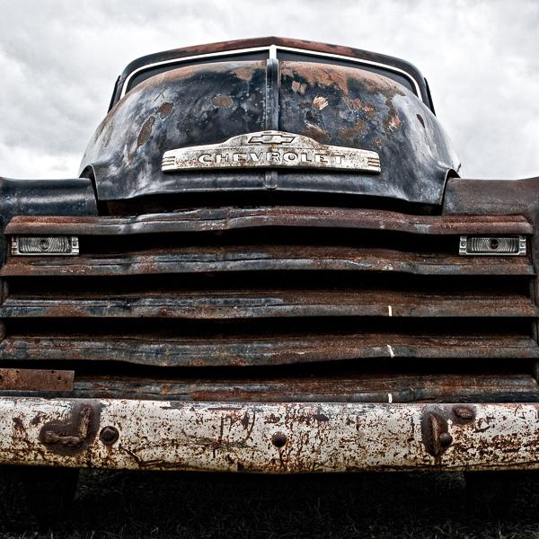 Rusty Chevy