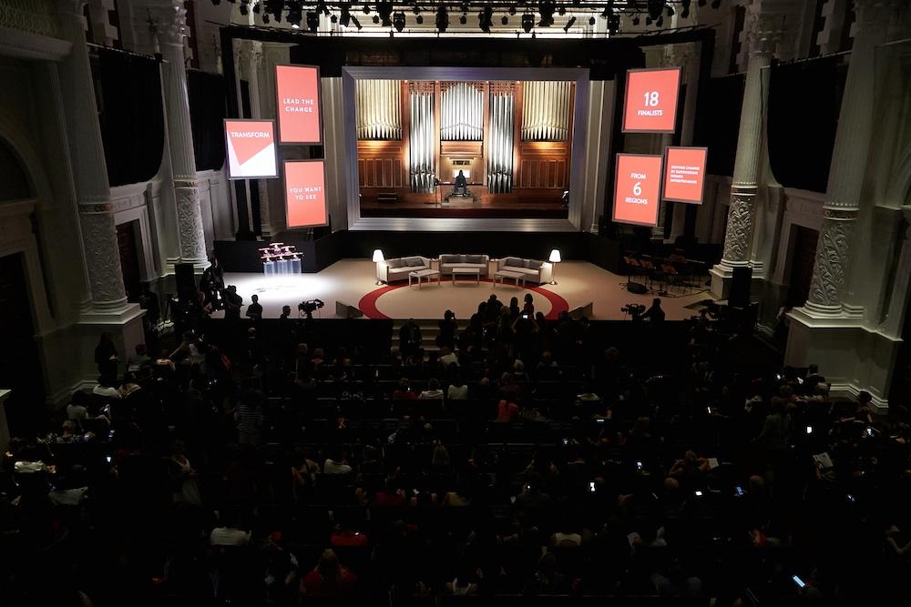 Cartier's Womens' Initiative Awards Ceremony