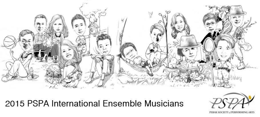 PSPA International Ensemble