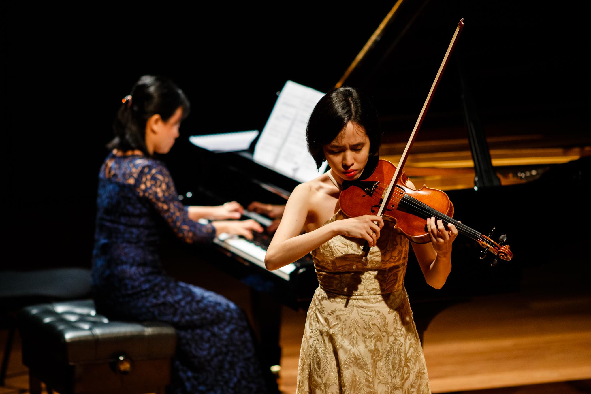 Bruch Violin Concerto in G minor, Adagio