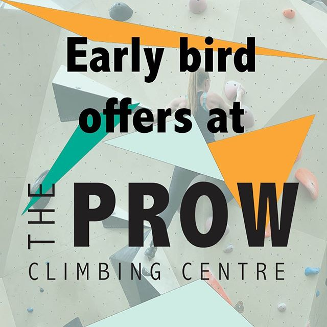 3days to go!! See link in our bio!  Join our event - be one of the first people to grab a one time deal at The Prow!! #crowdfunder #climbing #rockclimbing #bouldering #climber #Newquay #padstow #cornwalllife
