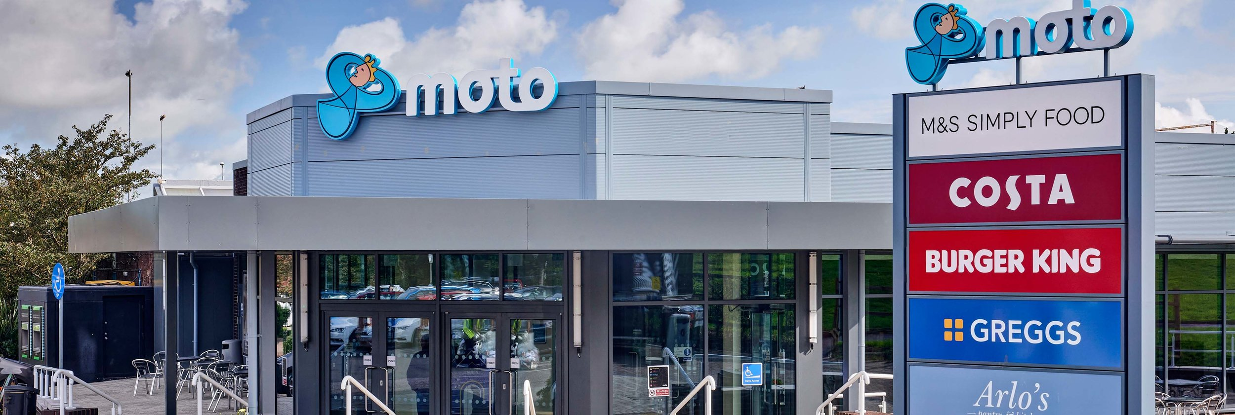 Project Case Study: Moto Hospitality - Enica provide turnkey water meter AMR across all Moto sites in the UK, combined with bureau data analysis and leak investigation. This total approach is resulting in savings of over £200,000 per year.