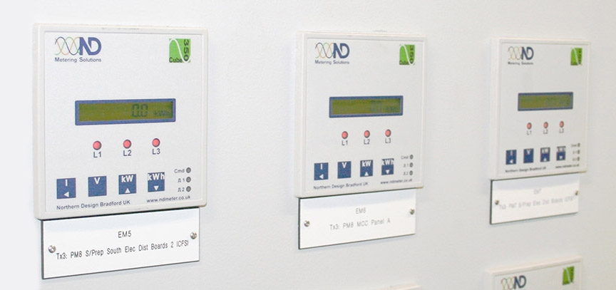 Electricity Sub-Meters - Our systems are deployed to give insight and accuracy to department, area or building monitoring.