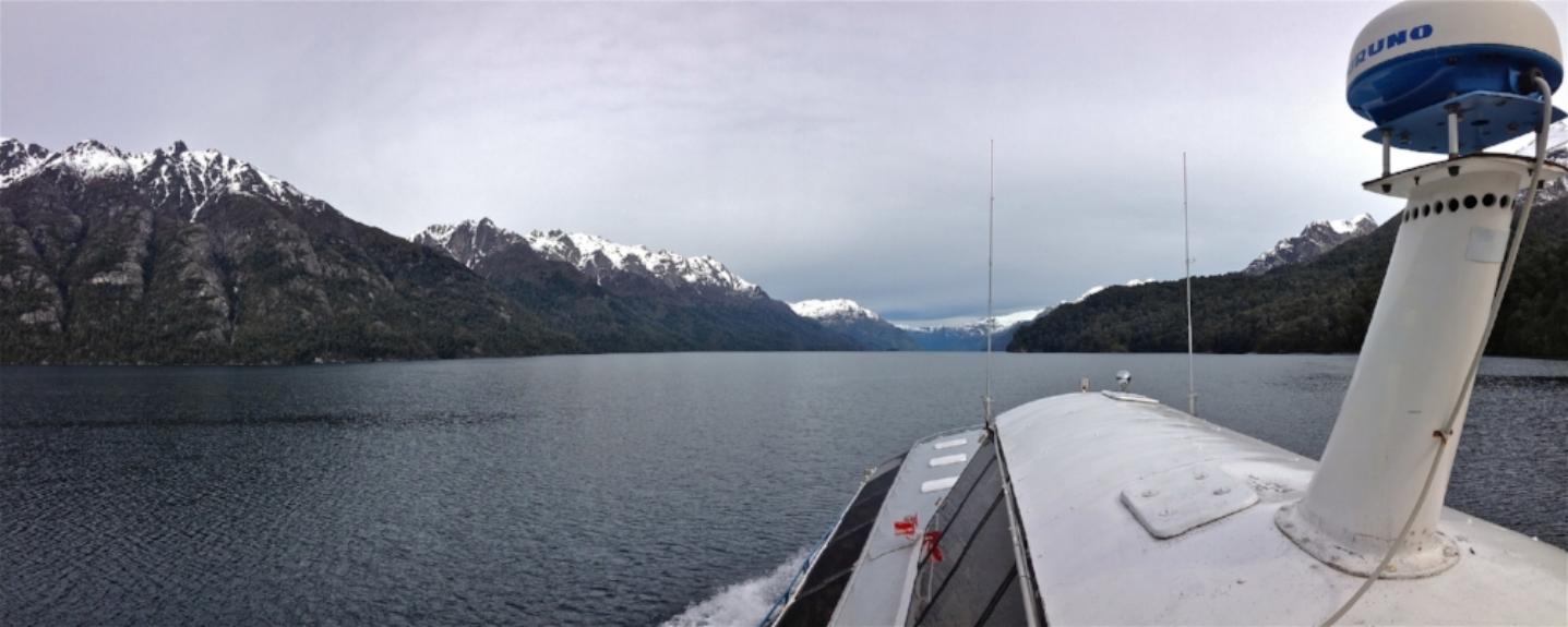 Lago Nahuel Huapi, Argentina