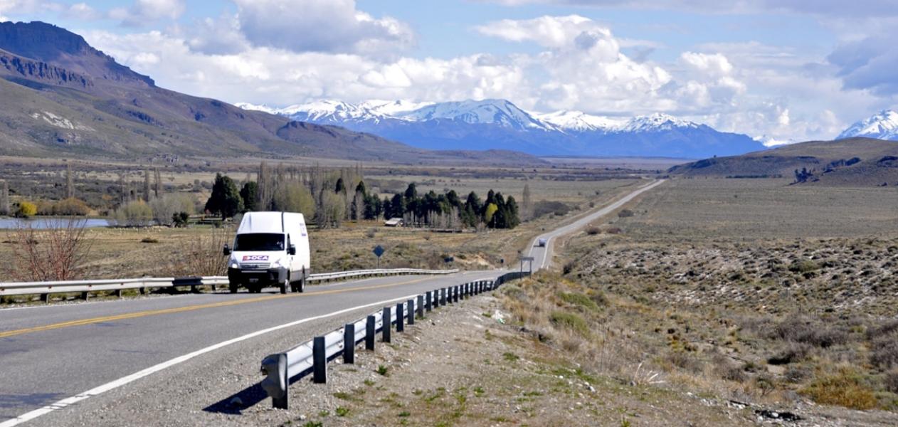 Highway 40, Argentina