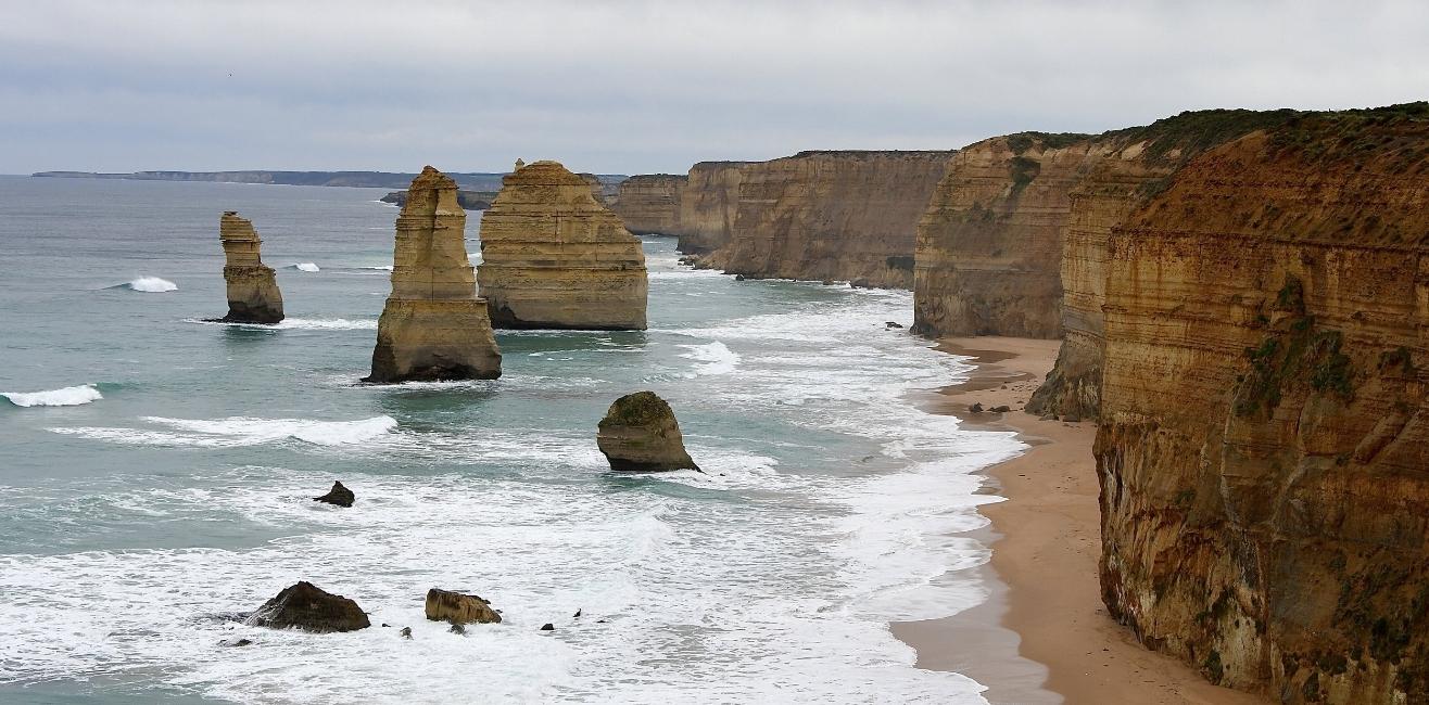Twelves Apostles, Victoria, Australia