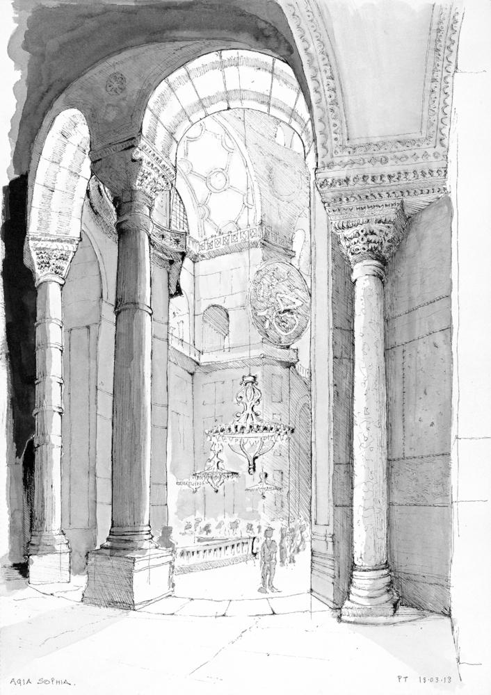 Agia Sophia, Istanbul