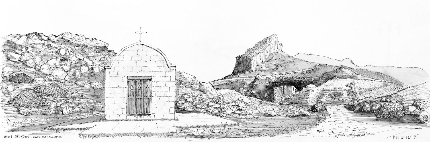 Agios Georgios, Cape Kormakitis