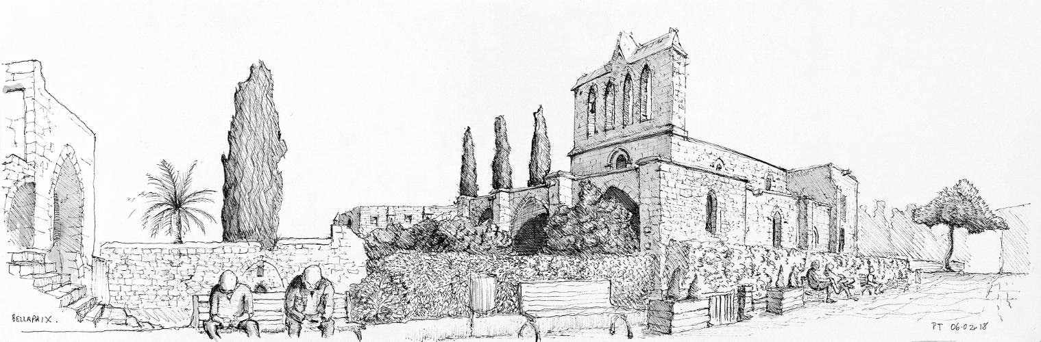 Bellapaix Abbey