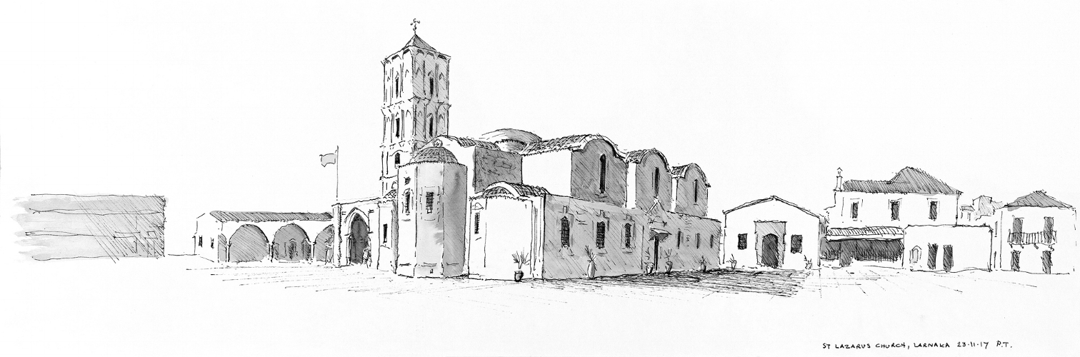 St Lazarus Church, Larnaka