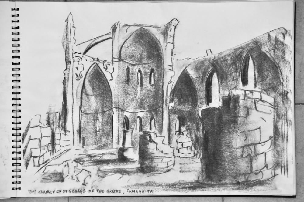 The Church of St George of the Greeks, Famagusta