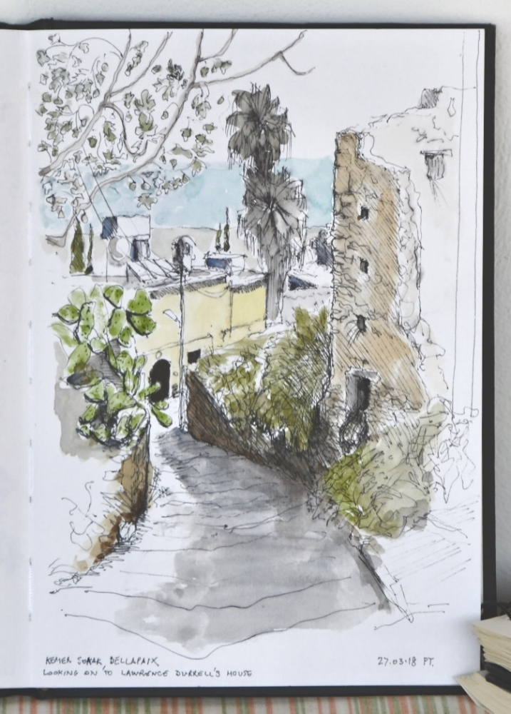Lawrence Durrell's House, Bellapaix