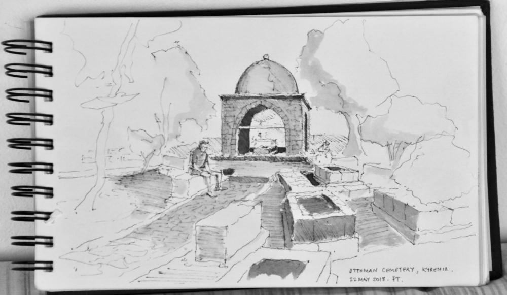 Ottoman Cemetery, Kyrenia