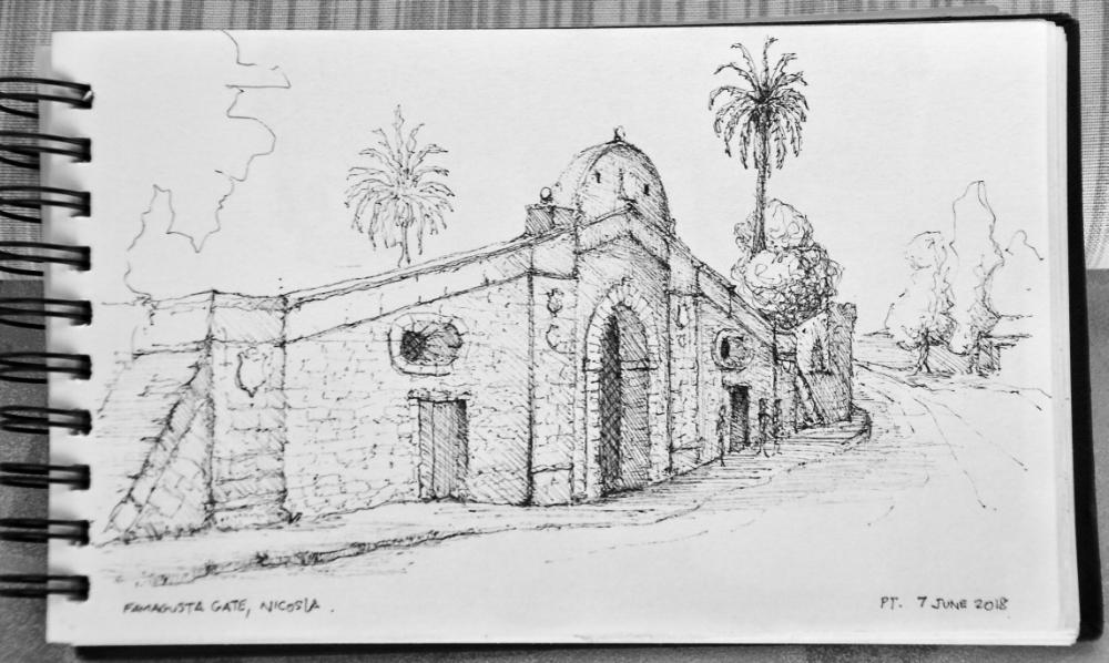 Famagusta Gate, Nicosia
