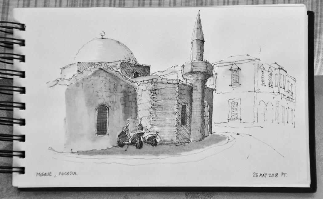 Araplar Mosque, Nicosia