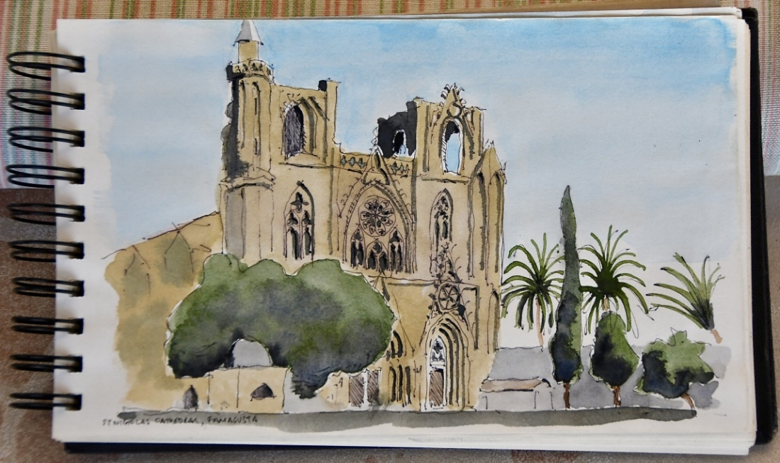 St Nicholas Cathedral, Famagusta
