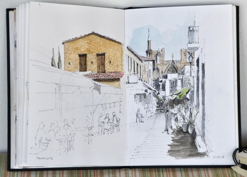 Sinan Pasa Sokak (A5), Famagusta
