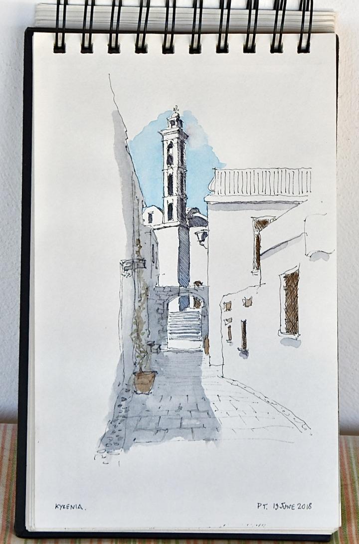 Archangelos Michael Church, Kyrenia