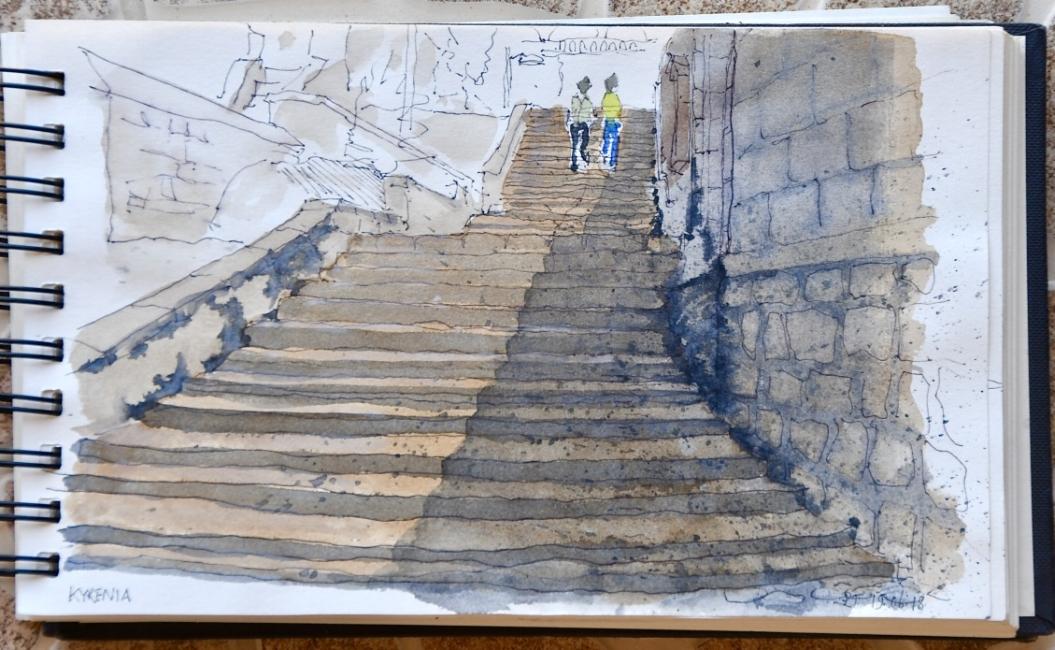 Kyrenia Steps