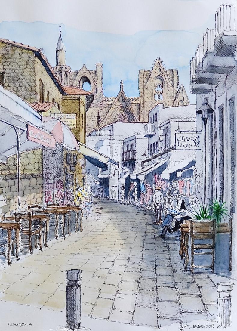 Sinan Pasa Sokak (A4), Famagusta