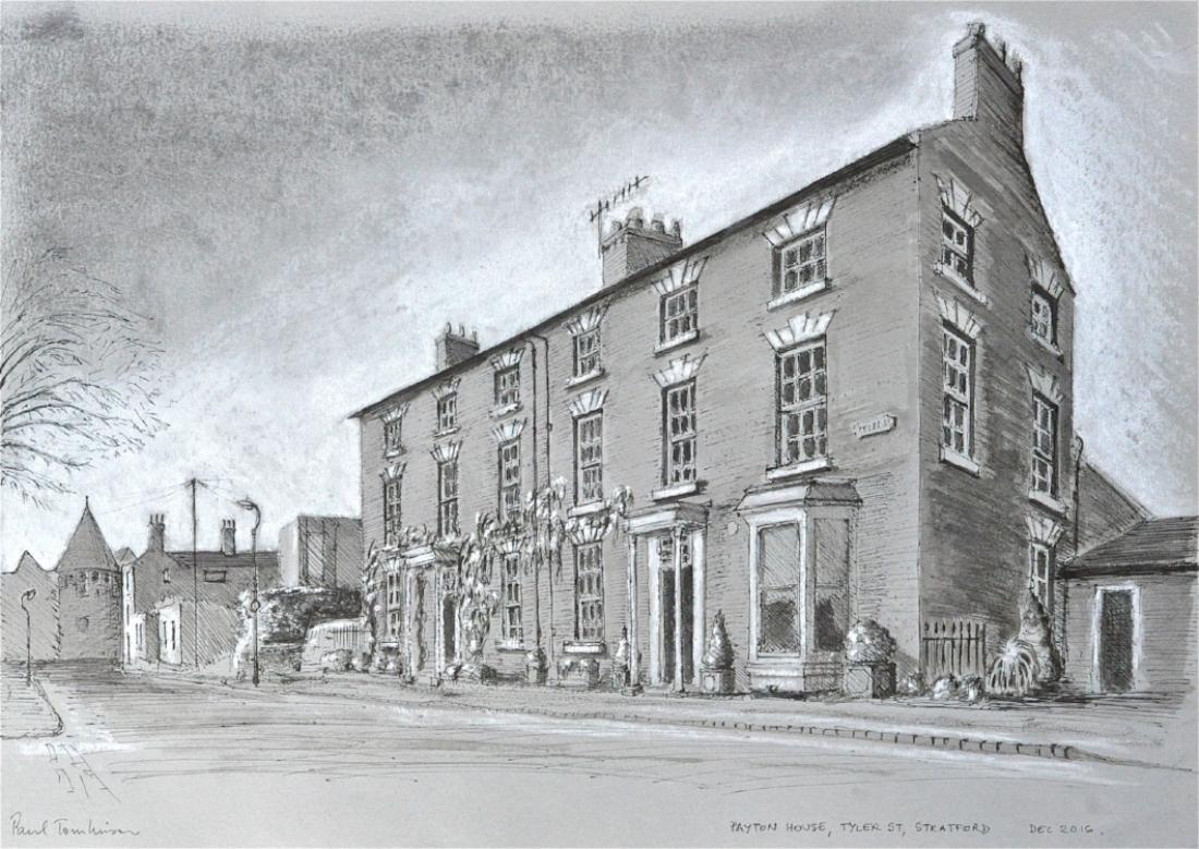 Payton House, Tyler Street