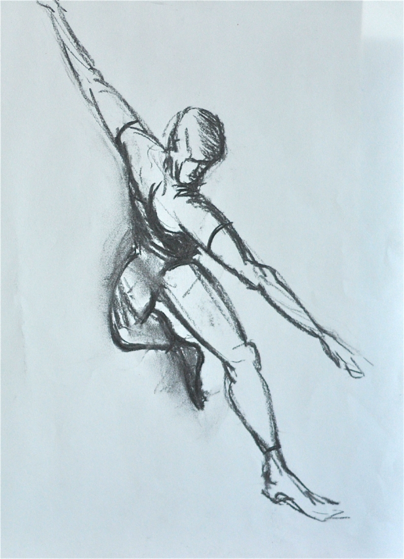 Drawing From Dance 2017/14