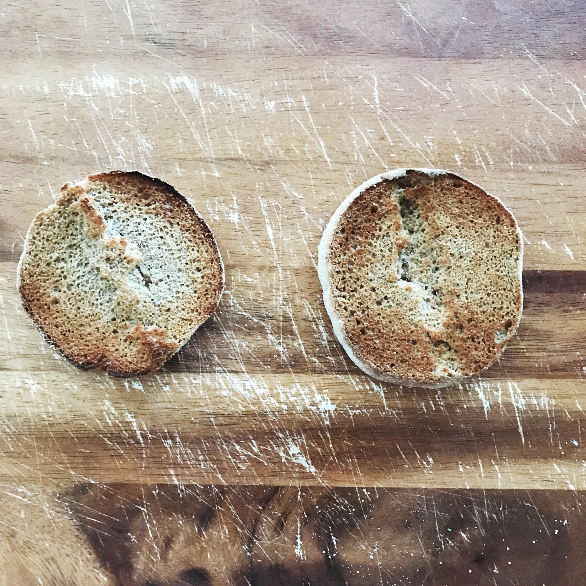 Toast English Muffin.JPG