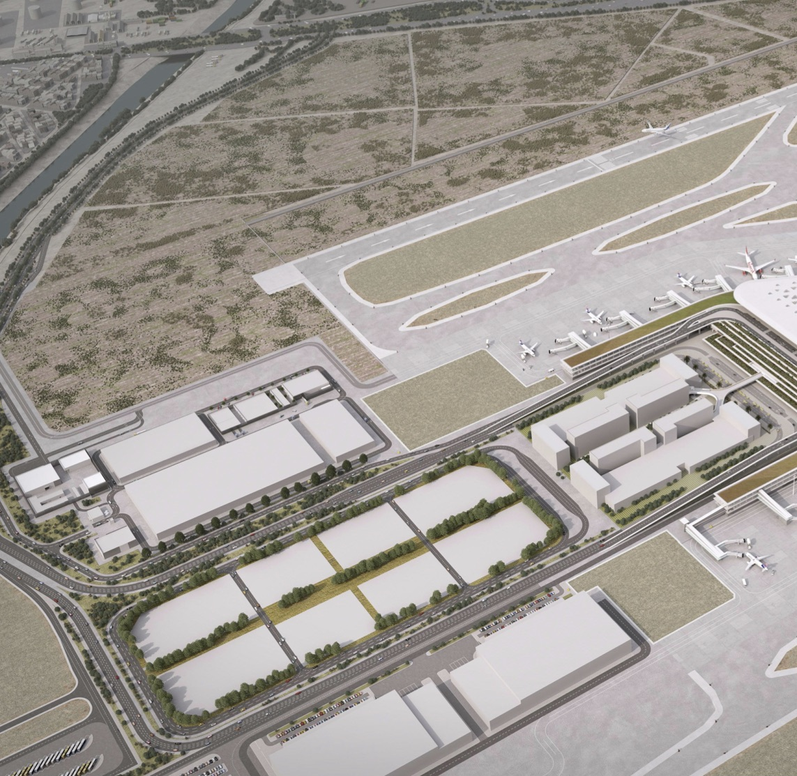 A NEW ECONOMIC AREA FOR THE REGION - The airport city of Lima and Callao is ready for developers and real estate investors to take advantage of a wide range of market sectors.The plan will boost logistic, cargo and aeronautical activities, as well as new service areas for passengers, hotels, offices and commercial businesses.
