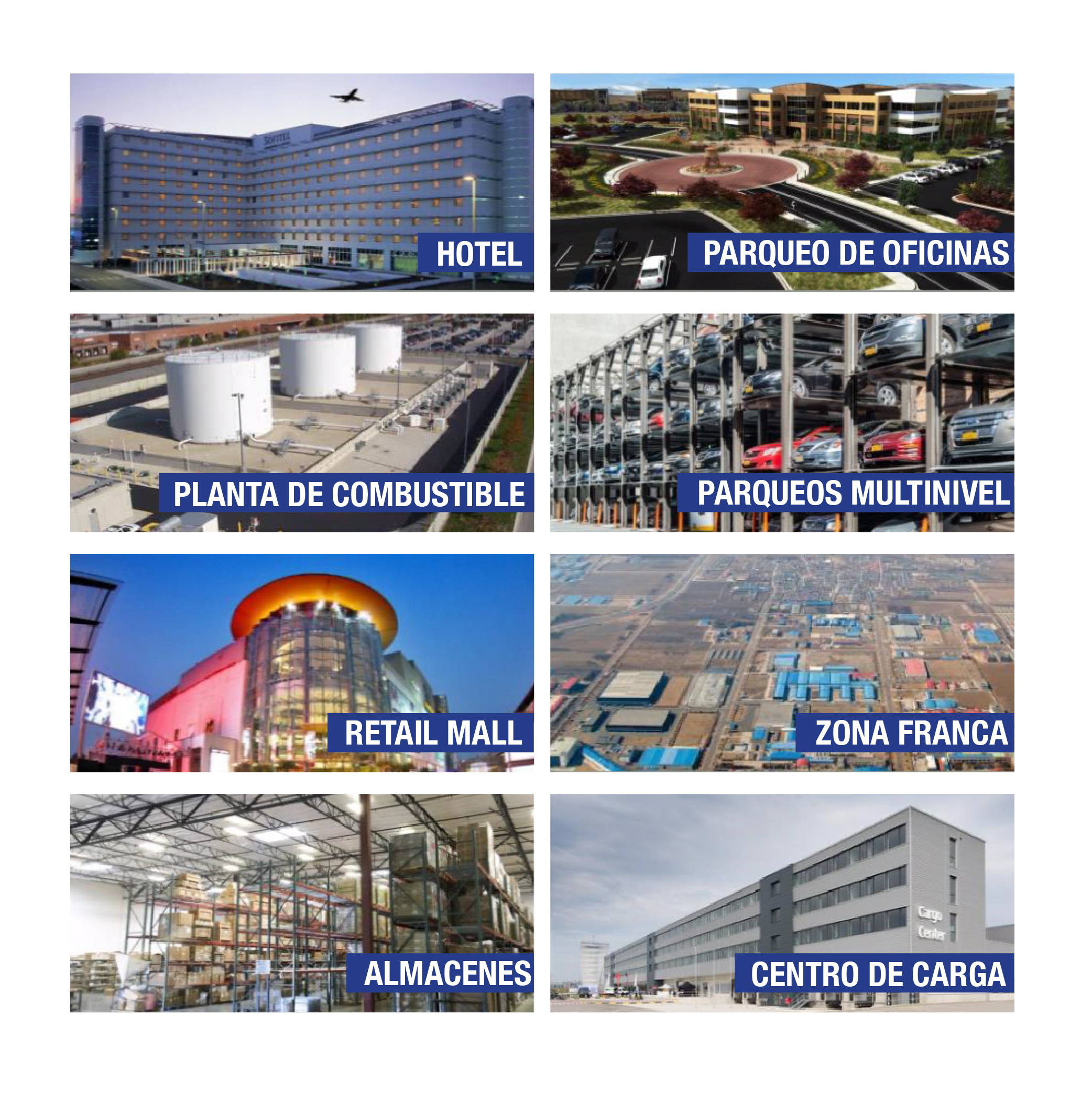 PERMITIRÁ UN IMPORTANTE DESARROLLO - Una auténtica ciudad de servicios para los pasajeros, la carga aérea y todas las empresas y compañías vinculadas a la actividad aeroportuaria, el transporte aéreo, la logística, la distribución y los negocios.