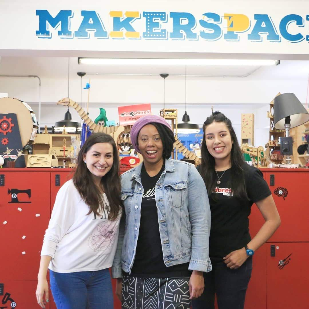 Makerspace Tour: Hacedores, Mexico City