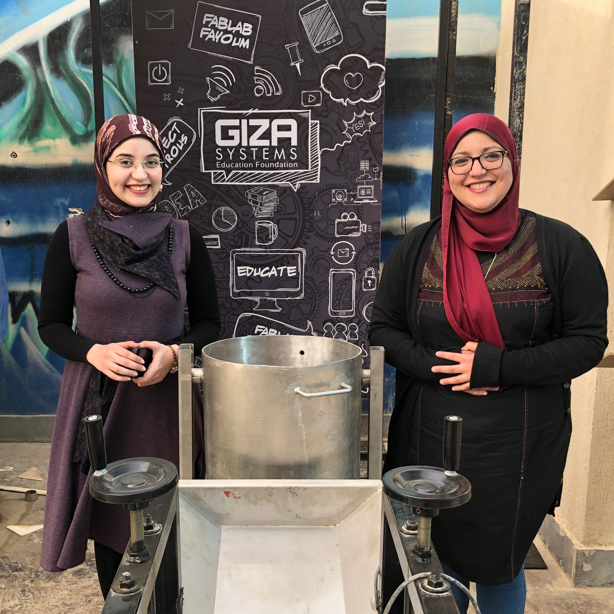 Makerspace Tour: Fab Lab New Cairo, Cairo