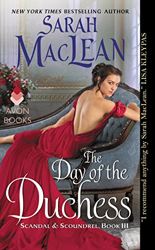 Day of the Duchess by Sarah MacLean
