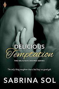 Delicious Temptation by Sabrina Sol