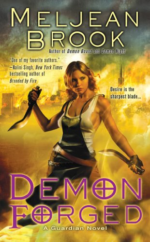 Demon Forged by Meljean Brook