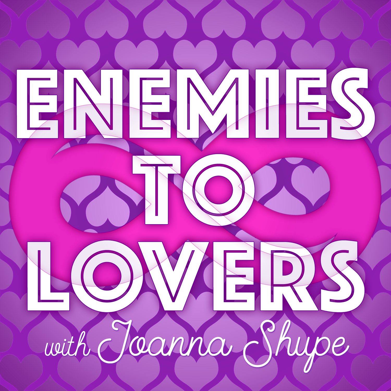 Enemies to Lovers romance novels with Joanna Shupe